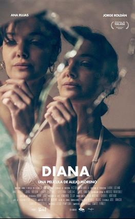 Portada de la película Diana