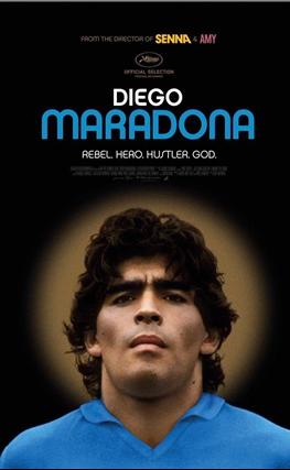 Portada de Diego Maradona