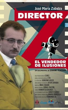 Portada de la película Director Z, el vendedor de ilusiones