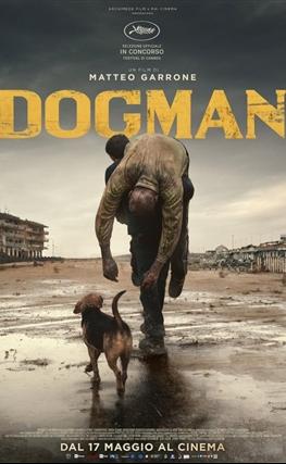 Portada de la película Dogman