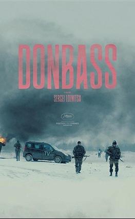 Portada de la película Donbass