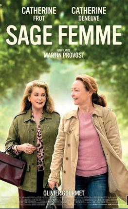 Portada de la película Dos mujeres