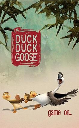 Portada de la película Duck Duck Goose