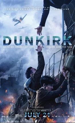 Portada de la película Dunkerque