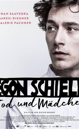 Portada de Egon Schiele