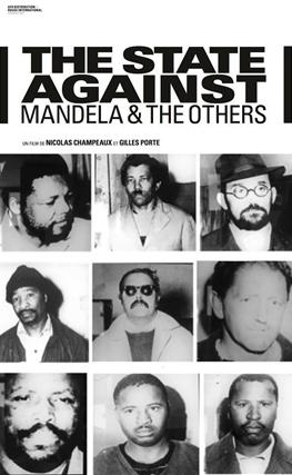 Portada de la película El Estado contra Mandela y los otros