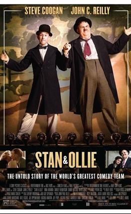 Portada de la película El Gordo y el Flaco (Stan & Ollie)