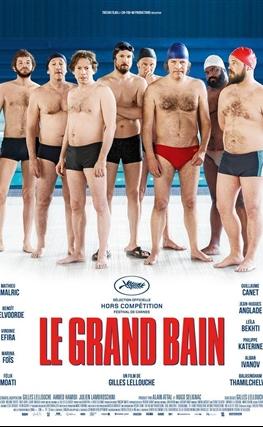 Portada de la película El gran baño