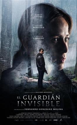 Portada de la película El guardián invisible