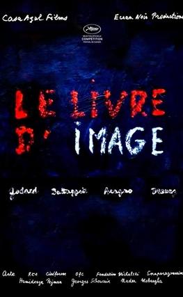 Portada de la película El libro de imágenes