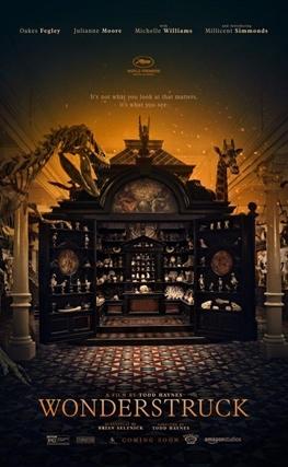 Portada de la película El museo de las maravillas