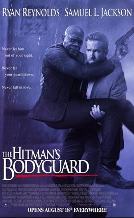 Portada de la película El otro guardaespaldas