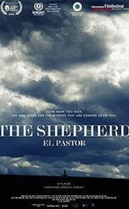 Portada de la película El pastor