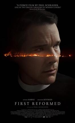 Portada de la película El reverendo