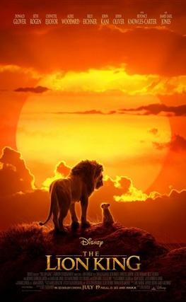 Portada de El rey león