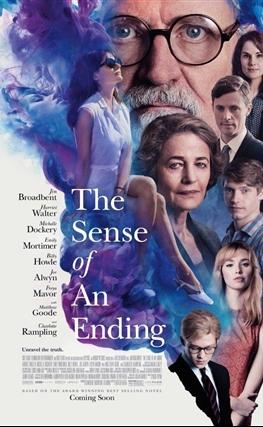Portada de la película El sentido de un final
