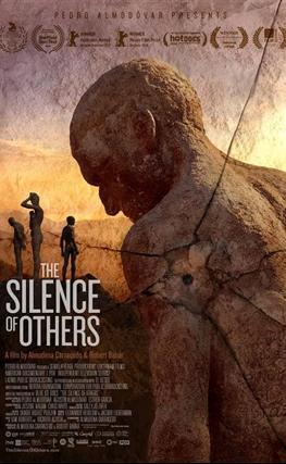 Portada de la película El silencio de otros