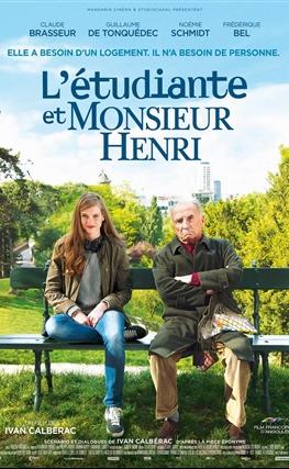 Portada de la película El Sr. Henri comparte piso