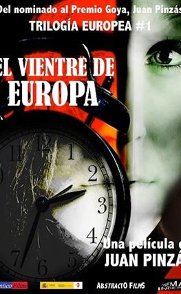 Portada de la película El vientre de Europa