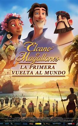 Portada de Elcano y Magallanes, la primera vuelta al mundo