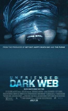 Portada de la película Eliminado: Dark Web