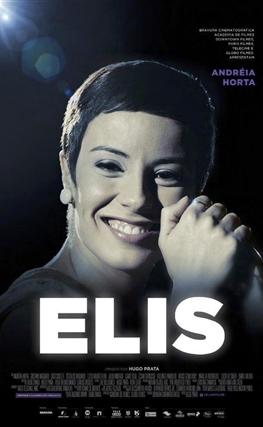 Portada de Elis, la voz de Brasil