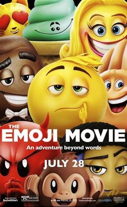 Portada de Emoji: La película