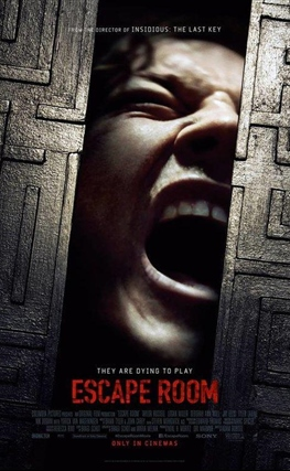 Portada de la película Escape Room