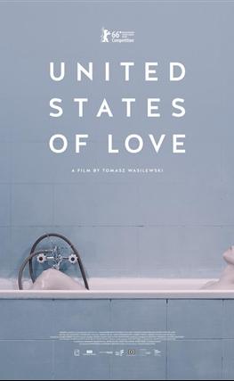 Portada de Estados Unidos del Amor