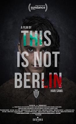 Portada de la película Esto no es Berlín
