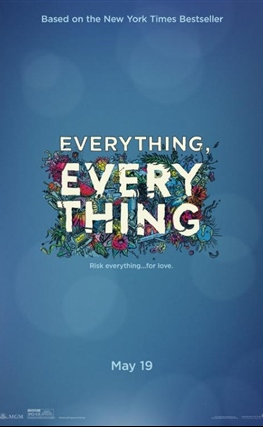 Portada de la película Everything, Everything