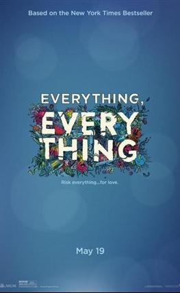 Portada de la película Everything, Everything