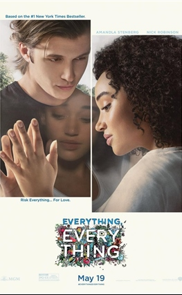 Portada de Everything, Everything