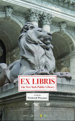 Portada de Ex Libris: The New York Public Library