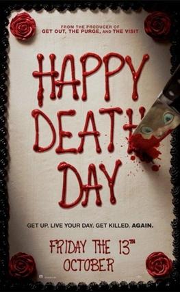 Portada de la película Feliz día de tu muerte