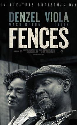 Portada de la película Fences
