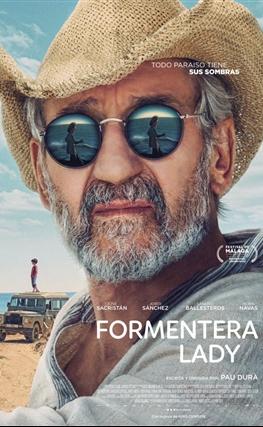 Portada de la película Formentera Lady