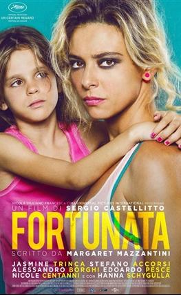 Portada de la película Fortunata