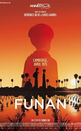 Portada de la película Funan