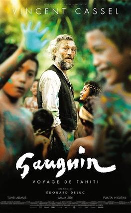 Portada de la película Gauguin