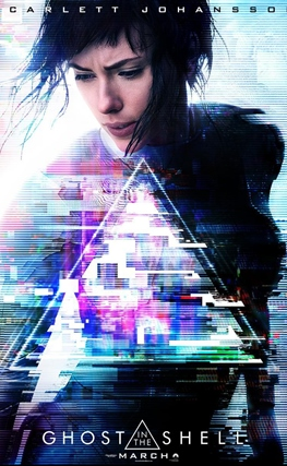 Portada de Ghost in the Shell