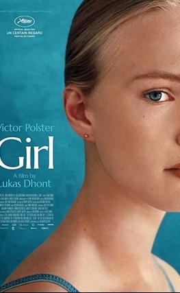 Portada de la película Girl