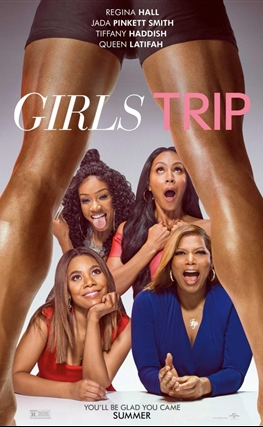 Portada de la película Girls Trip