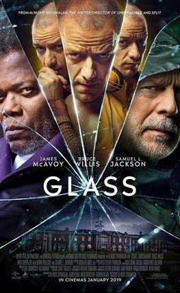 Portada de Glass (Cristal)