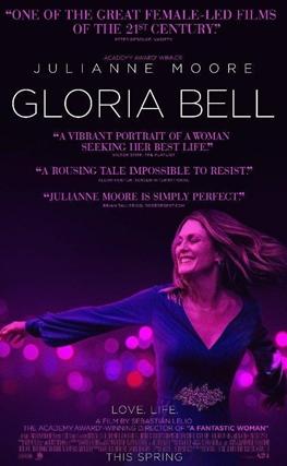 Portada de la película Gloria Bell
