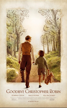 Portada de Goodbye Christopher Robin