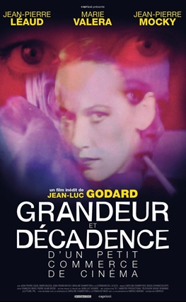 Portada de la película Grandeza y decadencia de un pequeño comercio de cine (TV)