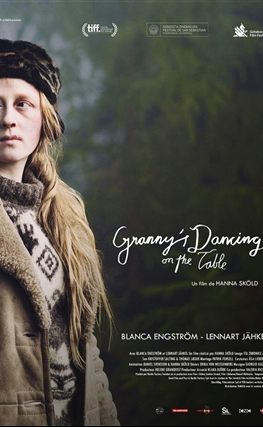 Portada de Granny's Dancing on the Table