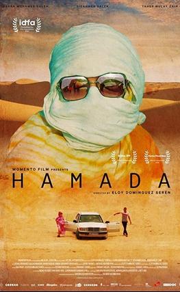 Portada de Hamada