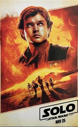 Portada de Han Solo: Una historia de Star Wars